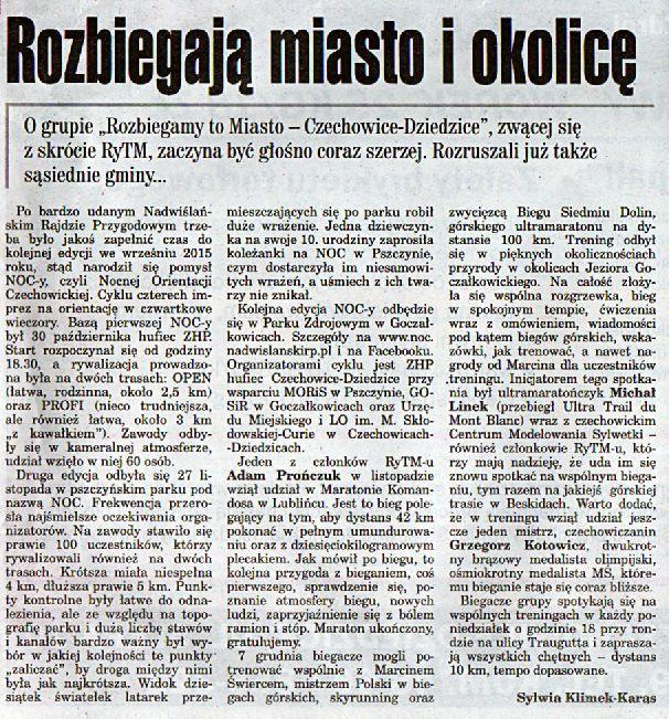 GazetaCzechowicka20141219